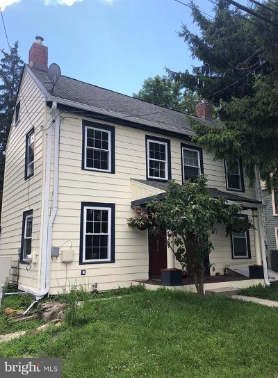 Exton Single Family Home For Sale: 812 N Whitford Road