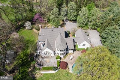 Malvern Single Family Home For Sale: 200 Mine Road