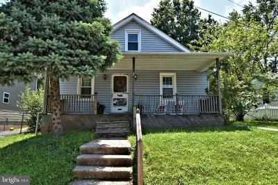 Phoenixville Single Family Home For Sale: 5 Cherry Street