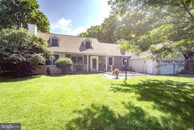 West Chester PA Single Family Home For Sale: $550,000