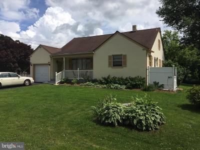 Coatesville Single Family Home For Sale: 34 Lincoln Avenue