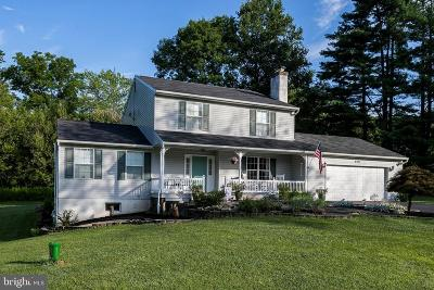 Pottstown Single Family Home For Sale: 3315 Coventryville Road