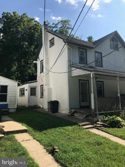 Coatesville Single Family Home For Sale: 1025 Manor Road