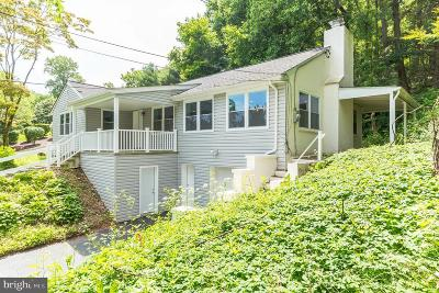 Malvern Single Family Home For Sale: 50 Old Lancaster Road