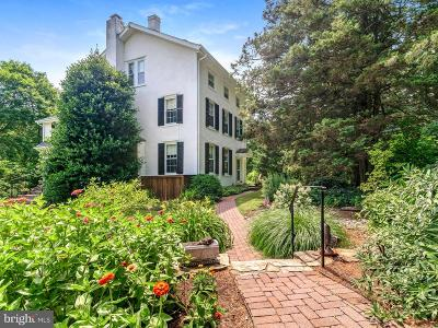 Single Family Home For Sale: 940 Unionville Wawaset Road