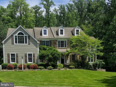 West Chester Single Family Home For Sale: 1107 Dickens Drive