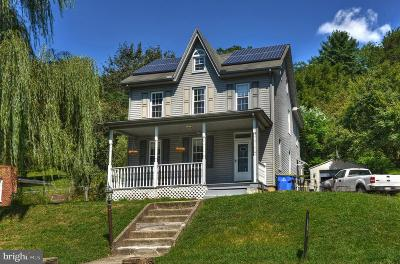 Coatesville Single Family Home For Sale: 31 North Street