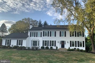 West Chester Single Family Home For Sale: 312 Barn Hill Road