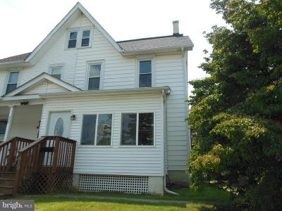 Parkesburg Single Family Home Under Contract: 810 W 1st Avenue