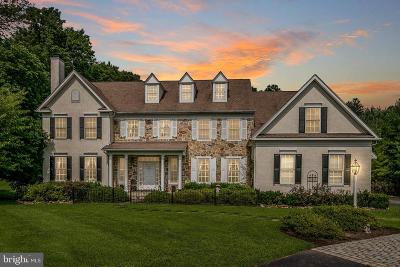 Chester Springs Single Family Home For Sale: 20 Lily Pond Lane