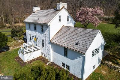 Malvern Single Family Home For Sale: 2145 Yellow Springs Road