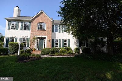Malvern Single Family Home For Sale: 1751 Thistle Way