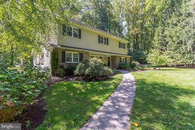 West Chester Single Family Home For Sale: 228 Dutton Mill Road