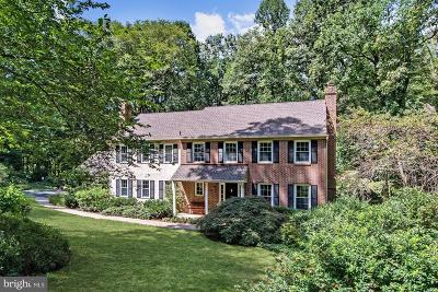 West Chester Single Family Home For Sale: 823 Nathan Hale Drive