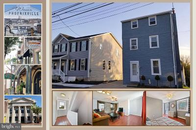Phoenixville Single Family Home For Sale: 34 E Grant Street