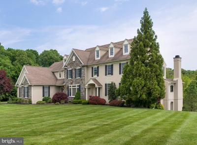 Chester Springs Single Family Home For Sale: 1724 Chantilly Lane