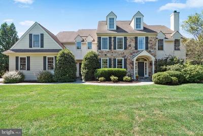 Chester Springs Single Family Home For Sale: 4 Lauren Lane
