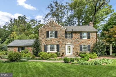 Unionville, Chadds Ford Single Family Home For Sale: 300 Kennett Pike
