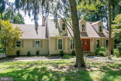 West Chester Single Family Home For Sale: 1404 Pine Rock Road