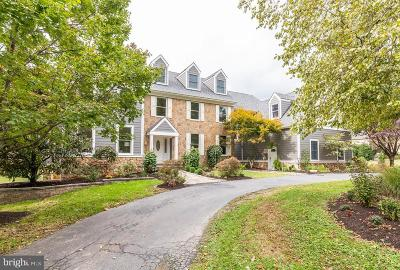West Chester Single Family Home For Sale: 508 Reservoir Road