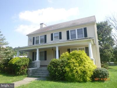 Single Family Home For Sale: 1170 Newark Road