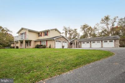 Dauphin County Single Family Home For Sale: 2810 Shutt Mill Road