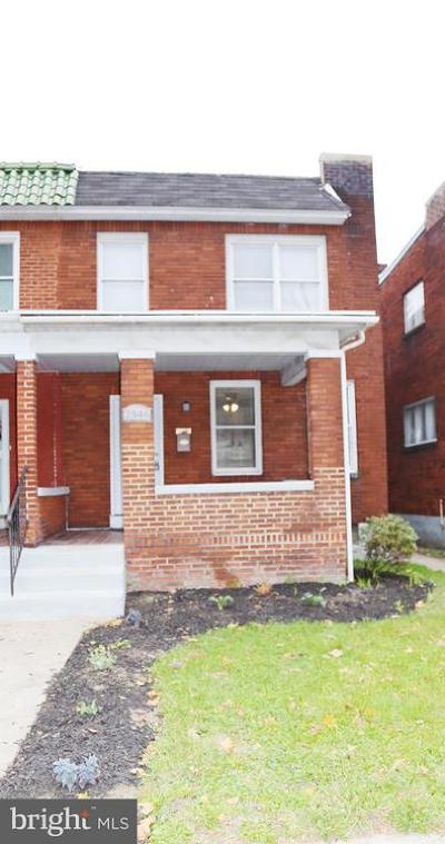 Harrisburg Single Family Home For Sale: 2546 N 5th Street