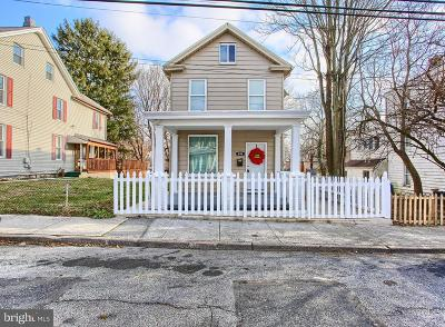 Dauphin County Single Family Home For Sale: 246 Lincoln Street