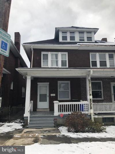 Harrisburg Single Family Home For Sale: 1915 Mulberry Street
