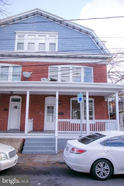 Harrisburg Townhouse For Sale: 2211 Penn Street