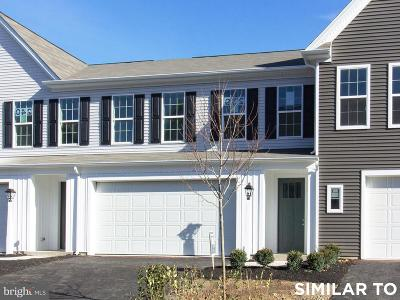 Hummelstown Townhouse For Sale: 663 Stoverdale Road