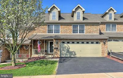 Harrisburg Townhouse Under Contract: 2816 Oakwood Drive
