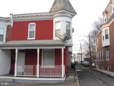 Harrisburg Multi Family Home For Sale: 1516 Swatara Street