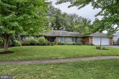 Hershey Single Family Home For Sale: 970 Beech Avenue