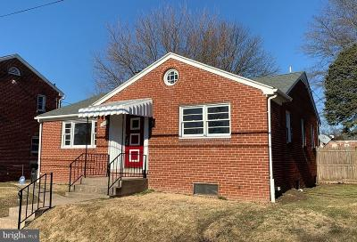 Harrisburg Single Family Home Under Contract: 1445 S 12th Street