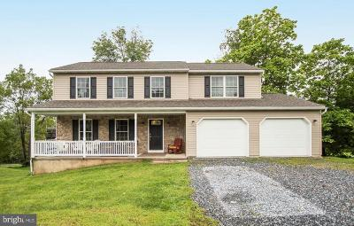 Elizabethtown Single Family Home For Sale: 2531 Colebrook Road