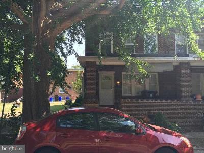 Harrisburg Single Family Home For Sale: 2333 Penn Street