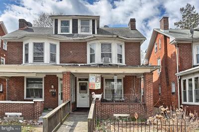 Harrisburg Single Family Home For Sale: 2424 N 5th Street