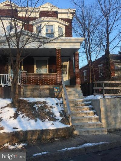 Harrisburg PA Single Family Home For Sale: $35,000