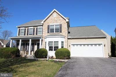 Dauphin County Single Family Home Under Contract: 2528 Raleigh Road