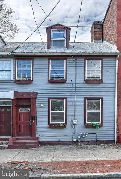 Harrisburg Townhouse For Sale: 316 S 2nd Street
