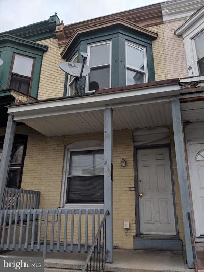 Harrisburg Townhouse For Sale: 453 Crescent Street