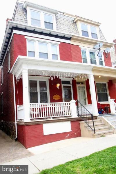 Harrisburg Single Family Home For Sale: 1930 Park Street