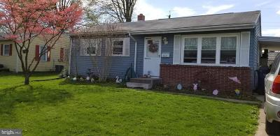 Dauphin County Single Family Home For Sale: 7 Donald Avenue