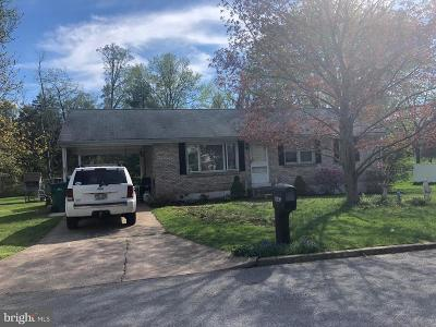 Dauphin County Single Family Home For Sale: 1083 Princeton Drive