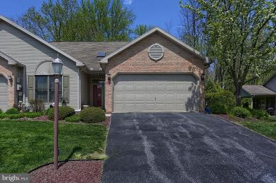 Dauphin County Townhouse For Sale: 6428 Whisper Wood Lane
