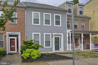 Harrisburg PA Townhouse For Sale: $135,000