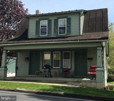 Hershey Single Family Home For Sale: 111 S Hanover Street
