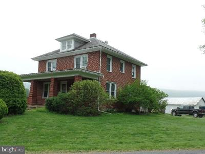 Dauphin County Farm For Sale: 724 River Road