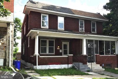 Harrisburg Single Family Home For Sale: 1835 Mulberry Street